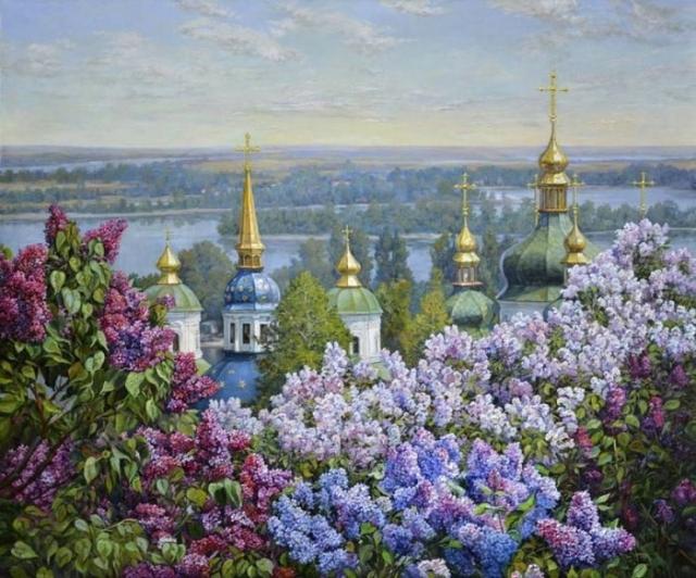 художник Эдуард Панов картины - 30