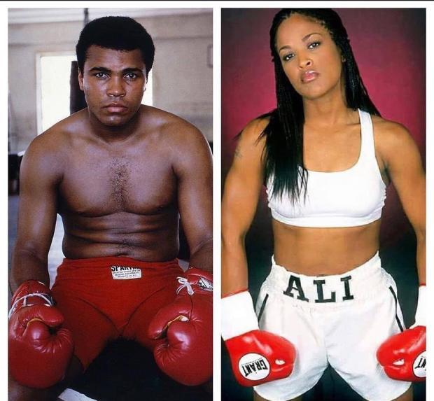 женщины боксеры