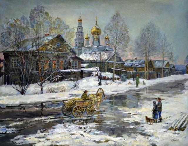 художник Эдуард Панов картины - 38
