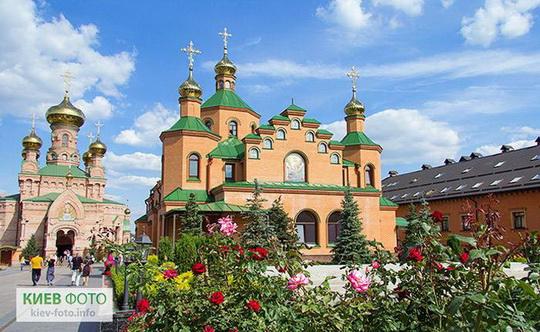 Киевские церкви Покрова Святой Богородицы