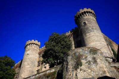 Необычайно красивые замки солнечной Италии. Фото