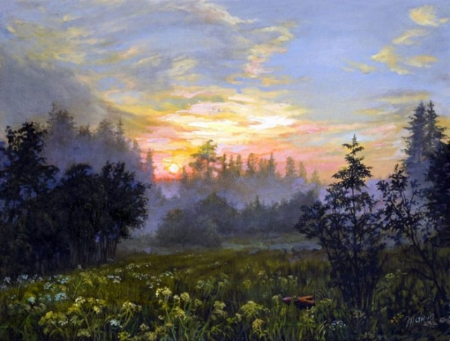 художник Эдуард Панов картины - 39