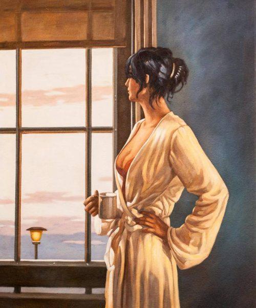 художник Савелий Камский картины - 30