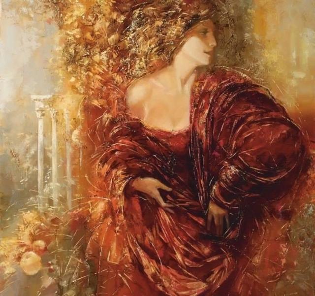 ЖЕНСКАЯ ДУША.Бог его знает, что там намешано,В нашей загадочной женской душе.Нитью искристою соткана ... - 2