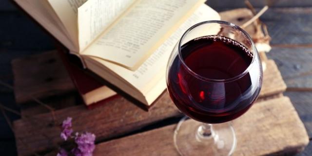"""В Италии выпустили """"литературные вина"""""""
