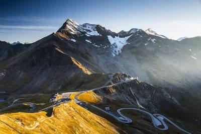 Виртуальное путешествие по самой красивой высокогорной дороге. Фото