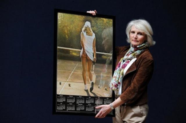 Теннисистка или самое продаваемое фото в истории