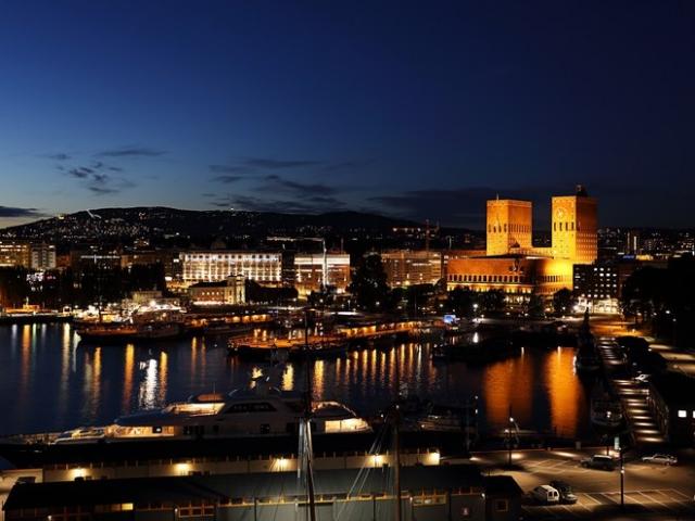 Осло, Норвегия