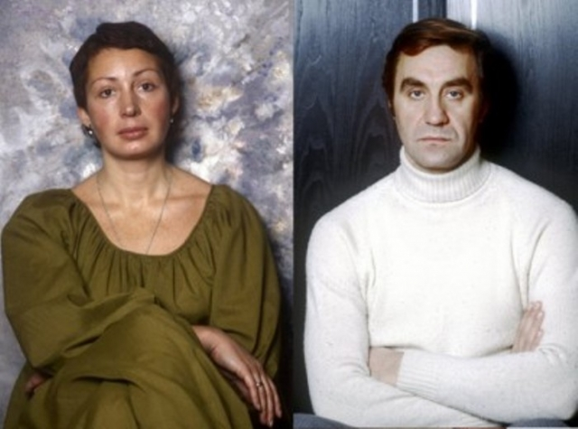 Актриса с первым мужем, Анатолием Васильевым | Фото: star-magazine.ru