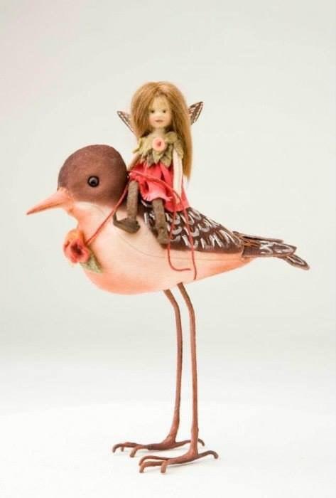 ХУДОЖНИК-КУКОЛЬНИК ИЗ США MAGGIE IACONO.Maggie Iacono -художник-кукольник из США, которая создаёт ... - 4