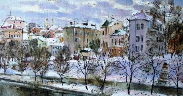 художник Василий Пешкун картины – 08