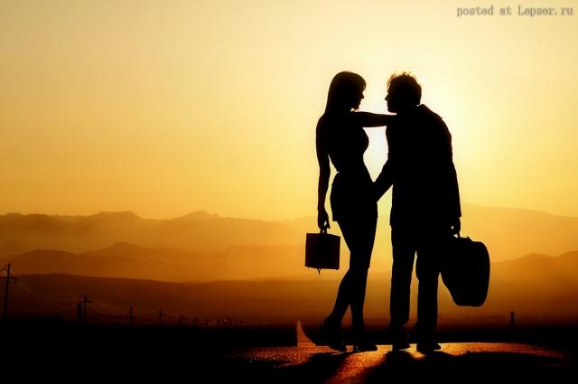 Красивые романтические фото о любви