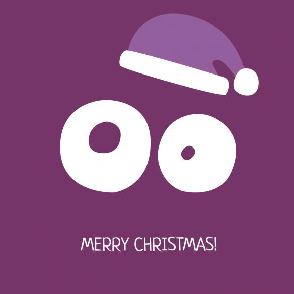 Открытки «С Рождеством и Новым Годом» от разных игр и игровых компаний. Часть 1