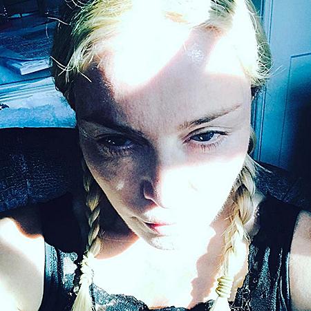 Фото из Instagram Мадонны