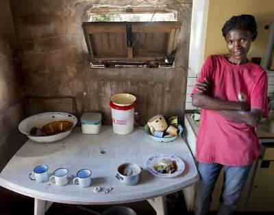 Что едят люди в разных странах. Фото