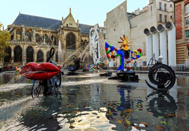 Фото: Самые красивые фонтаны со всего мира (Фото)
