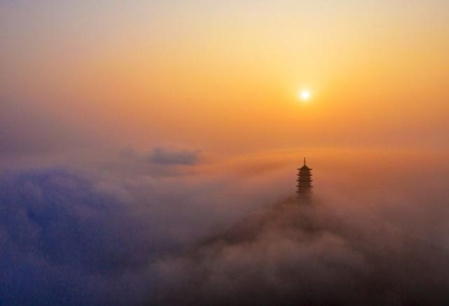 Город за туманом
