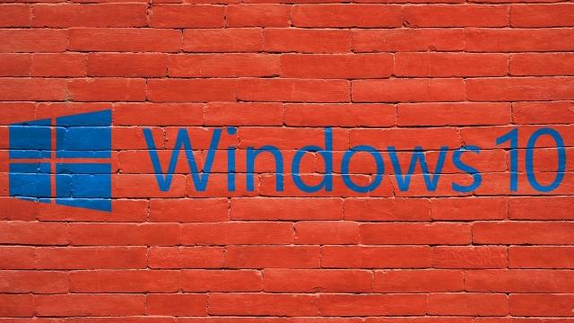 Windows 10 перестала расти