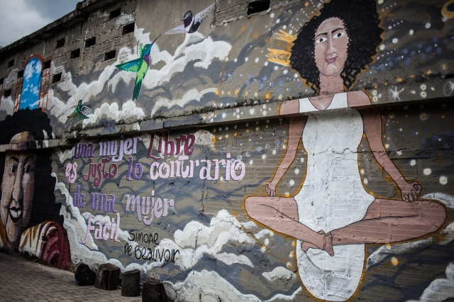Фото: Потрясающий арт, который превратил улицы в настоящее искусство (Фото)