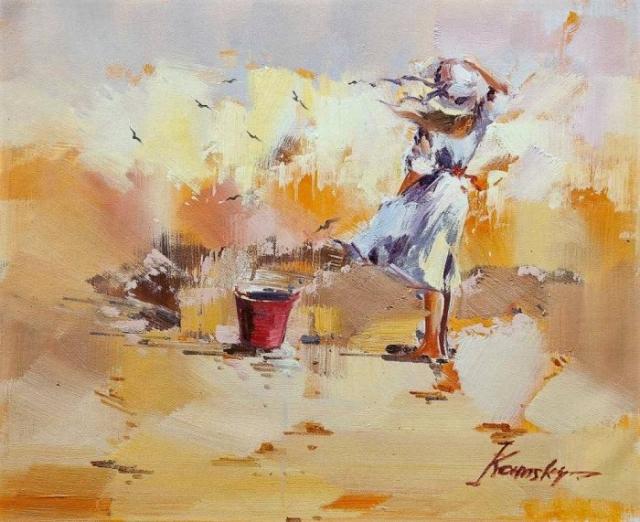 художник Савелий Камский картины - 04
