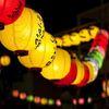 Праздник фонарей Юаньсяо в Китае