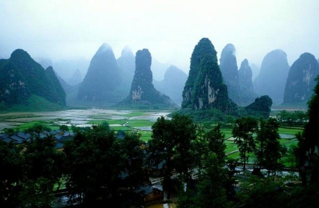 китайские горы фото – 05