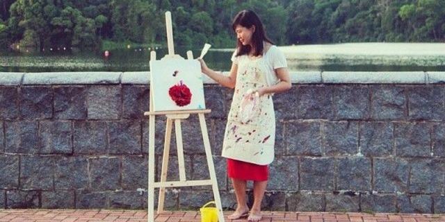 Рисунки этой художницы выглядят, как изысканные эскизы платьев от известных  модных домов. Художница Лим Цзи Вэй, более известная под псевдонимом Лимзи  ... 0ebac647d02