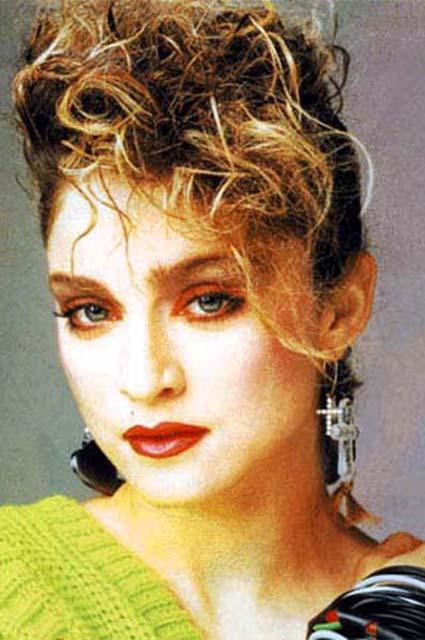 Мадонна, 80-е