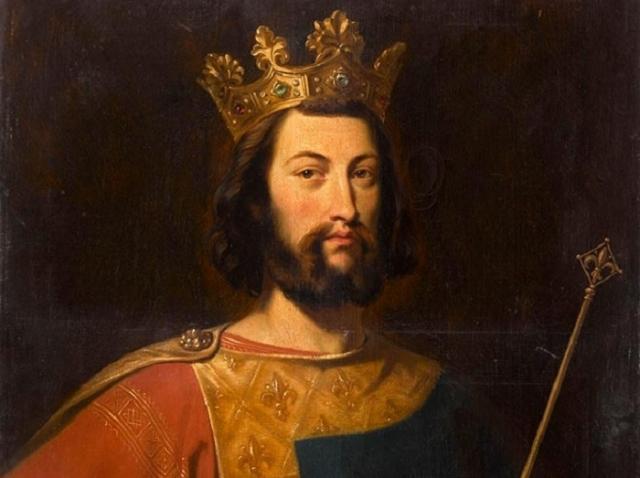 Французский король Людовик VII. | Фото: coollib.xyz.