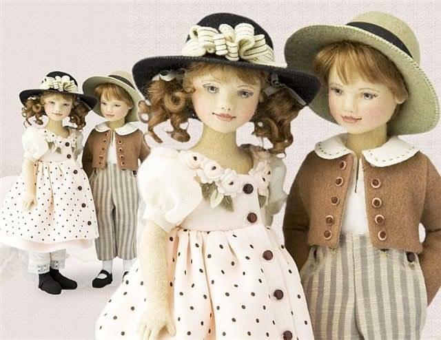 ХУДОЖНИК-КУКОЛЬНИК ИЗ США MAGGIE IACONO.Maggie Iacono -художник-кукольник из США, которая создаёт ... - 5