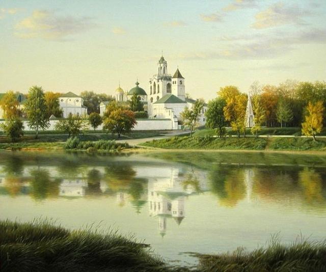 художник Алексей Жуков картины – 09