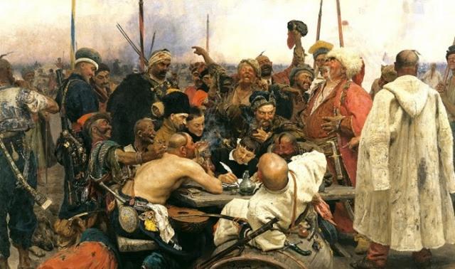 «Запорожцы» — картина русского художника Ильи Репина.