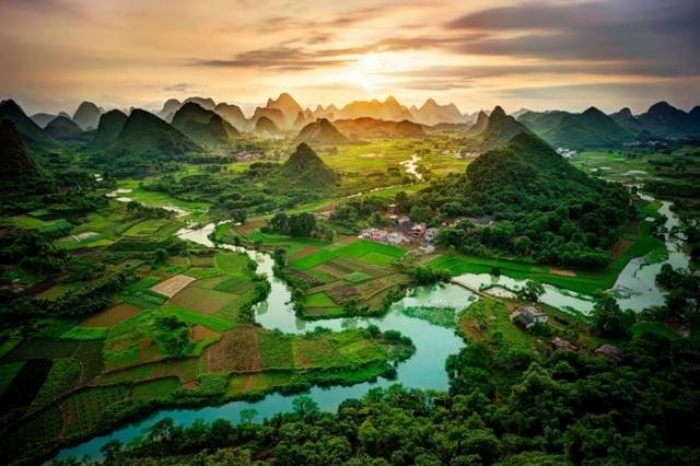 китайские горы фото – 02
