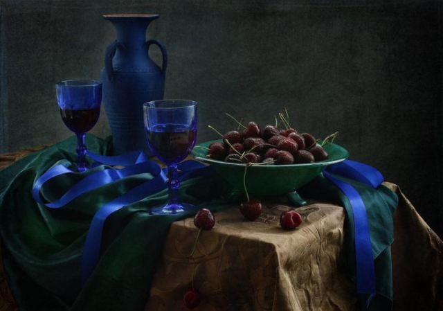 натюрморты Инна Коробова -1-09