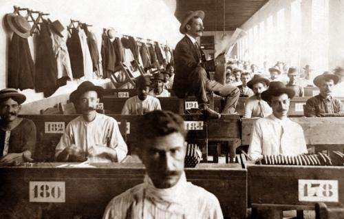 Лектор фабричных рабочих