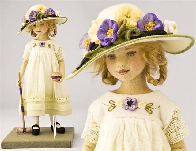 ХУДОЖНИК-КУКОЛЬНИК ИЗ США MAGGIE IACONO.Maggie Iacono -художник-кукольник из США, которая создаёт ... - 3