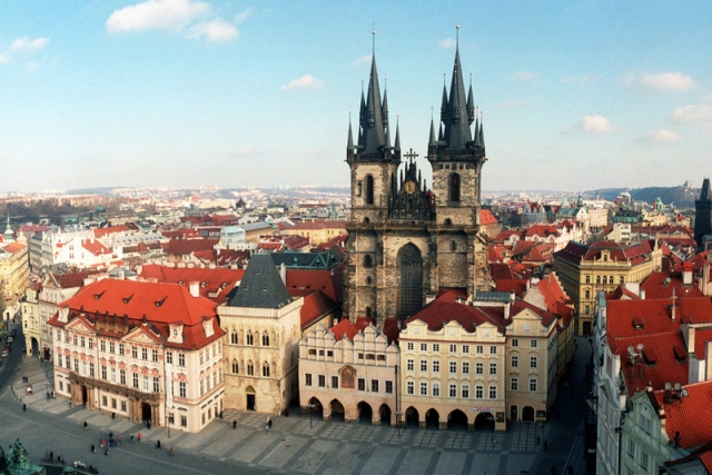 Немного интересного о Праге