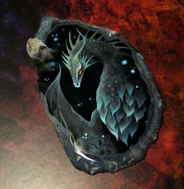 Сказочные драконы Татьяны Верховской (20 фото)
