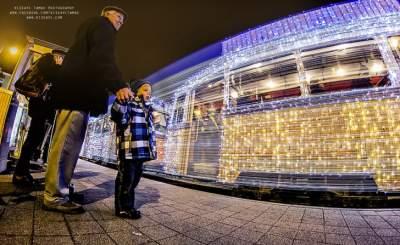 Так выглядит Будапешт перед Рождеством. Фото
