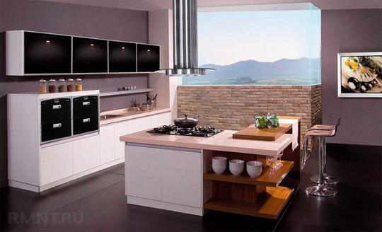 Лучшие кухонные острова мира