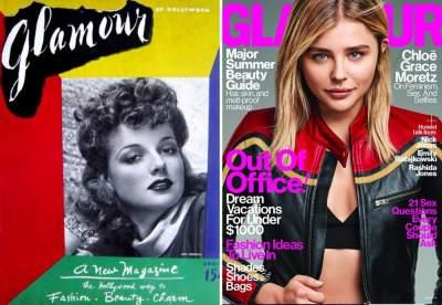 """Результат пошуку зображень за запитом """"Как выглядели в прошлом обложки популярных журналов - фото."""""""