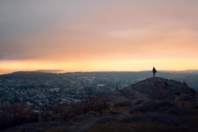 Единение с природой в снимках 21-летнего фотографа Элизабет Гэдд из Канады - 10