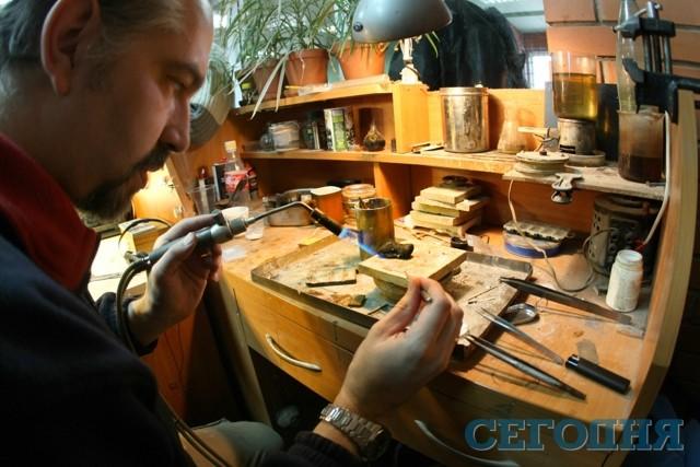 Украинские ювелиры скромно считают себя одними из лучших в мире