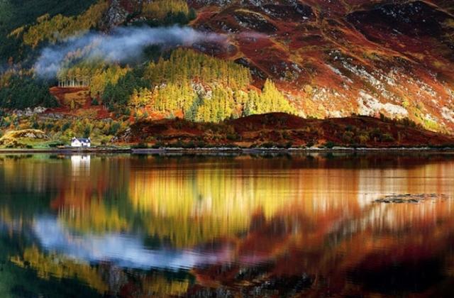 15 великолепных осенних фото из разных уголков мира
