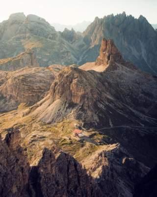 Альпинист показал горы Австрии во всей красе. Фото