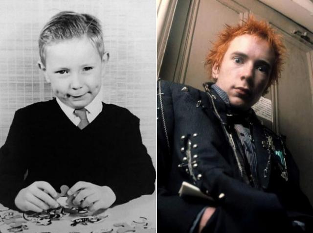 Фото: Как выглядели всемирно известные рок-звезды в детстве (Фото)