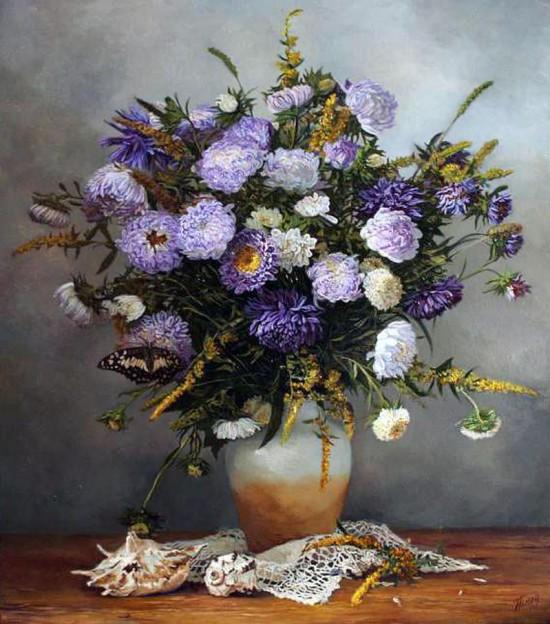 натюрморты Эдуард Панов - 11
