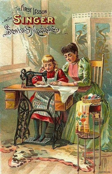 швейная-машинка-зингер-исаак