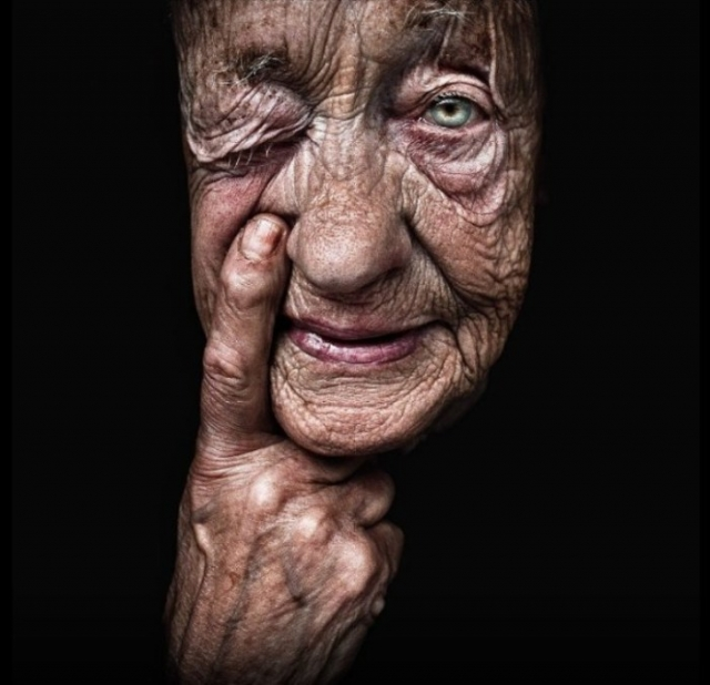На улицах Лондона. Автор: Lee Jeffries.