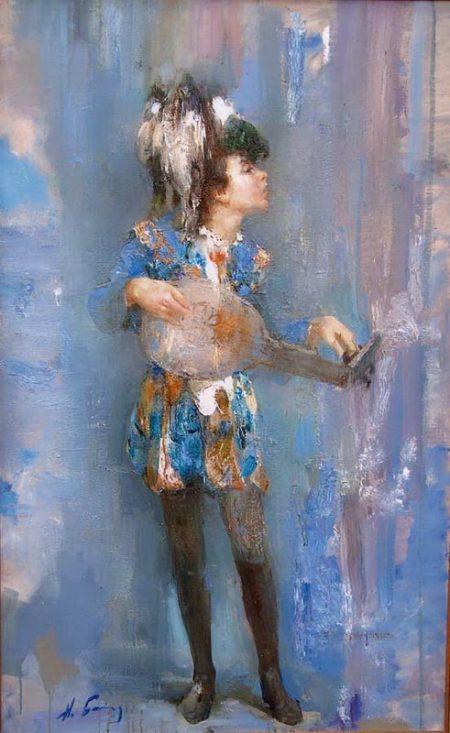 художник Николай Блохин картины - 10
